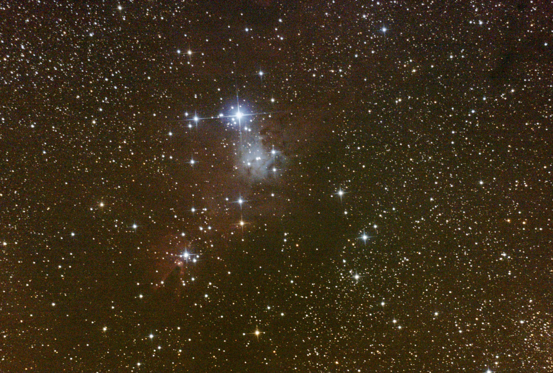 Forums d'astronomie Webastro - [Néb diff] Mon premier Cône
