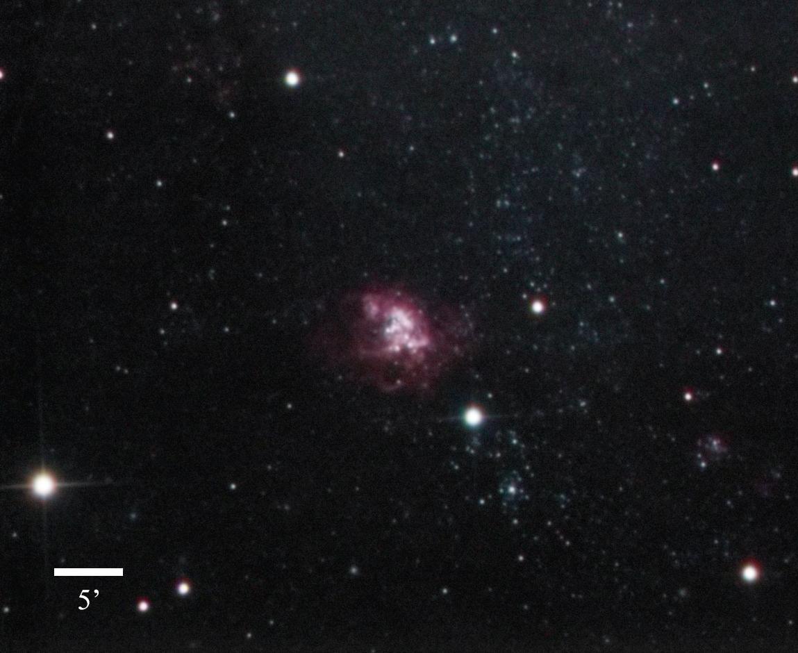 ngc 604, une nébuleuse extra-galactique ! 122643-1544515123