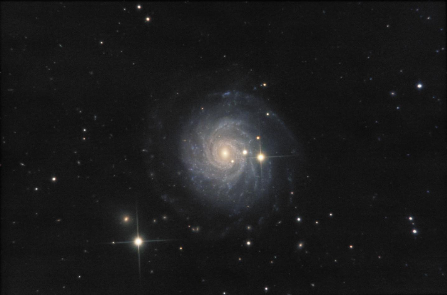Marathon galactique: m63 m101 ngc3079 ngc3344 ngc4565 122643-1585649554