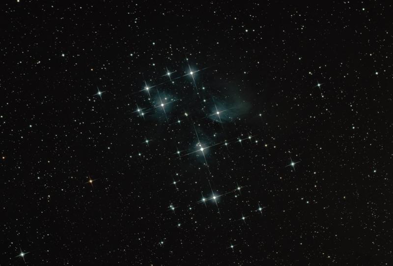 Forums d'astronomie Webastro - [Amas ouv] M45