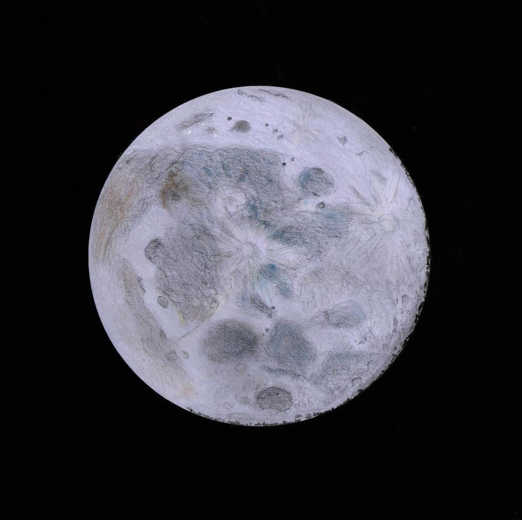 Divers grand concours dessins forums d 39 astronomie - Dessin de lune ...