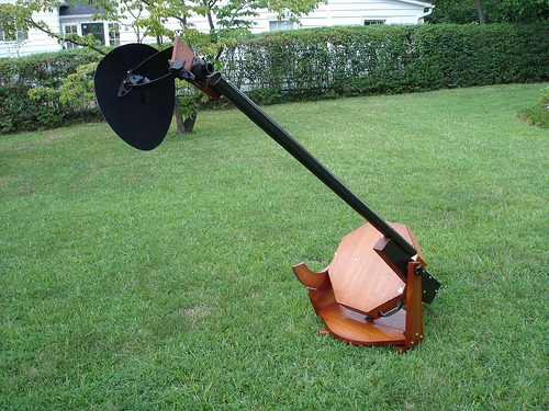 Evolution d 39 un meade starfinder en serrurier forums d for Nettoyer miroir telescope