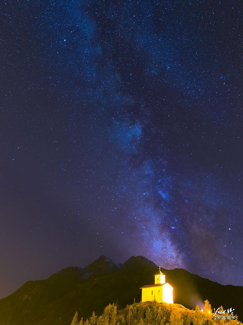 Montvalezan, Savoie, France