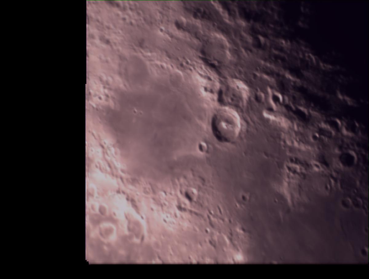 mon premier bout de lune