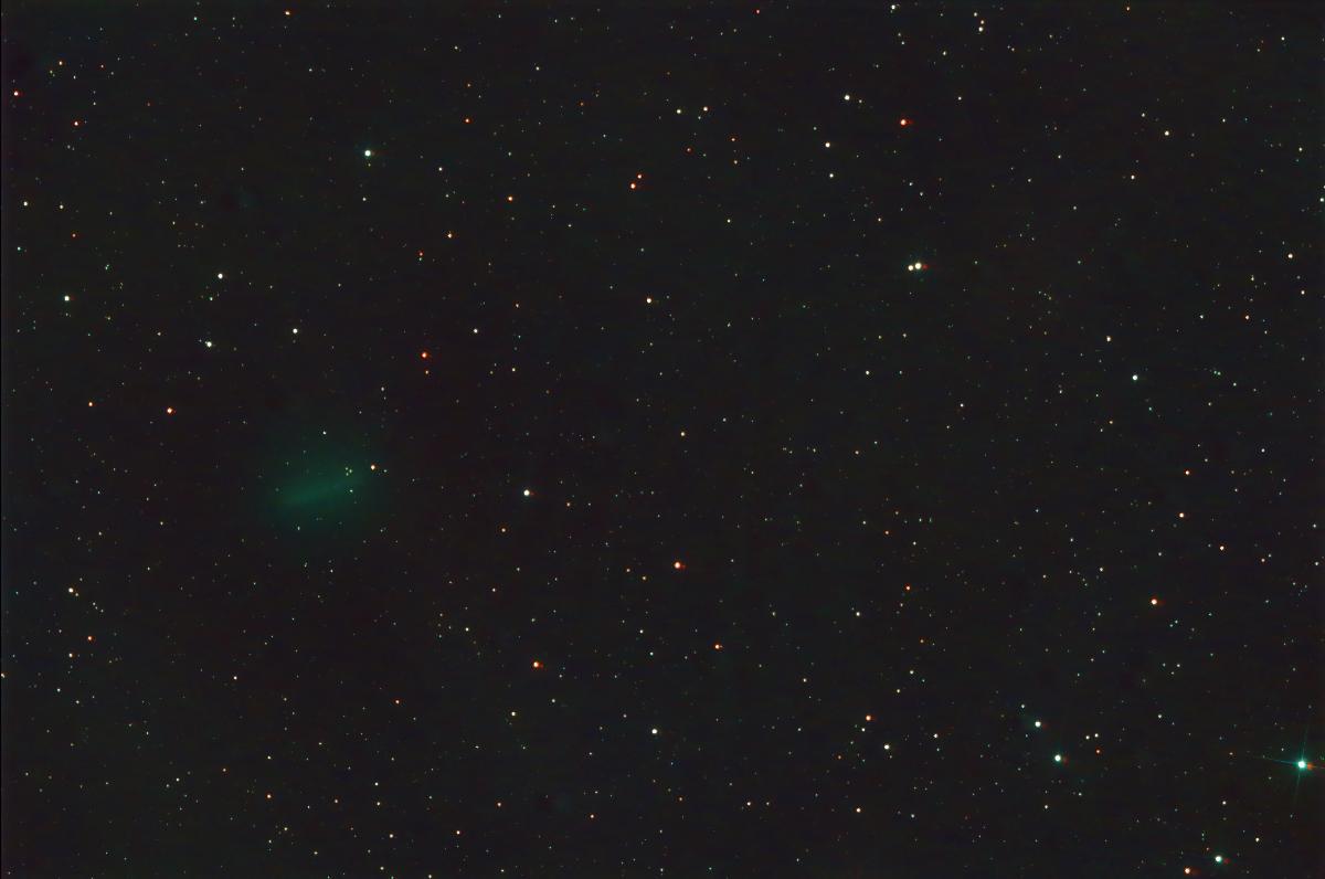 C/2020 M3 Atlas (étoiles)