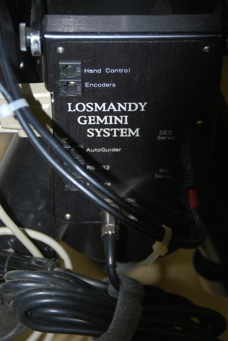 Monture Losmandy G11 Goto