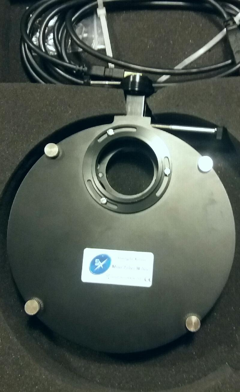 Roue à filtre motorisée starlight Xpress 5x36 mm