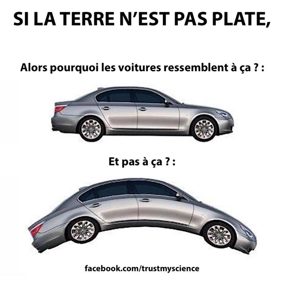 terre plate