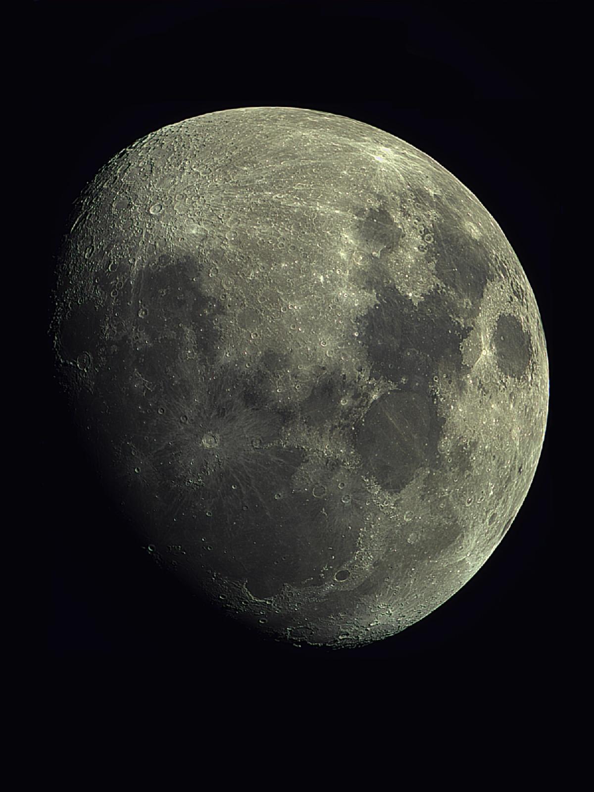 Lune au 11eme jour