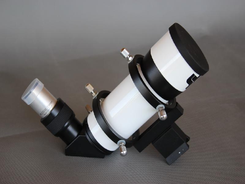 """Lunette TS Optics 60/234 avec RC 1,25"""" MAP hélicoïdale."""