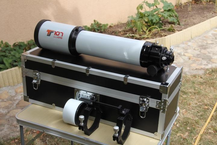 Lunette APO TS 107mm f : 6,5
