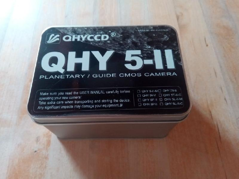 Camera QHY 5L-II-M