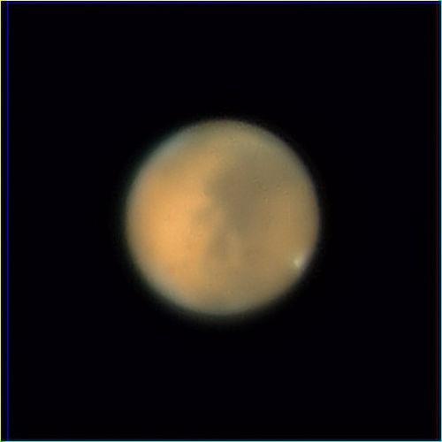 Mars 18/10/2020