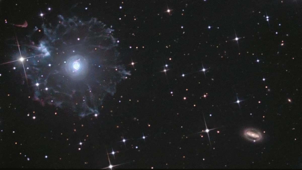 NGC 6543 Cat s Eye