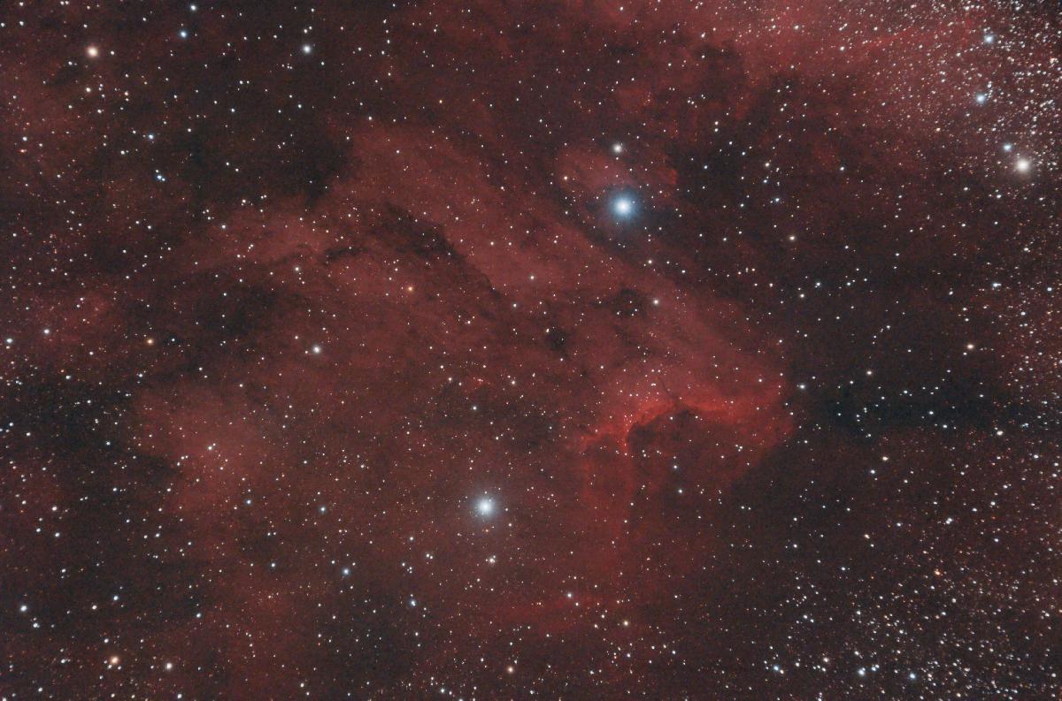 IC5070 nebuleuse du Pélican