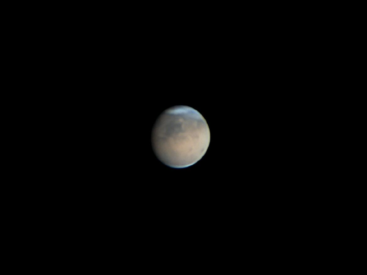 Mars rvb