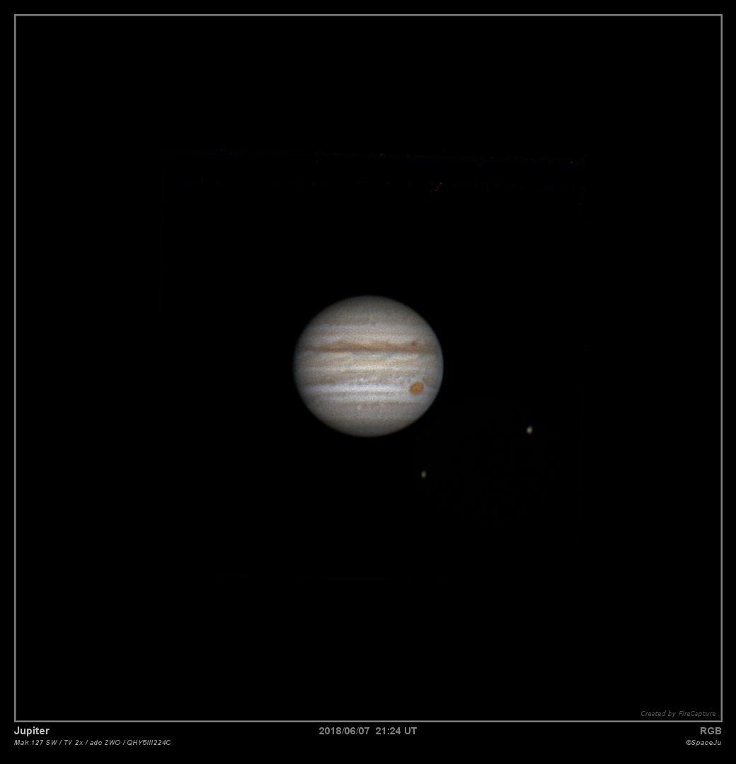20180607 - Jupiter