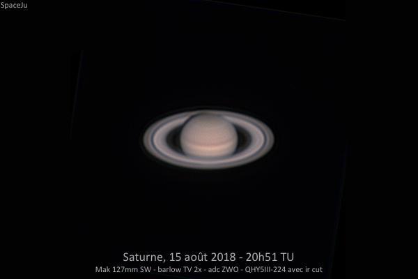 20180815 - Saturne