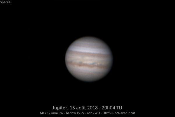 20180815 - Jupiter