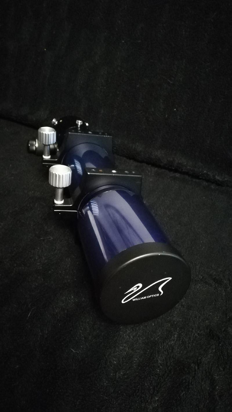 William optics Zenithstar II 80mm
