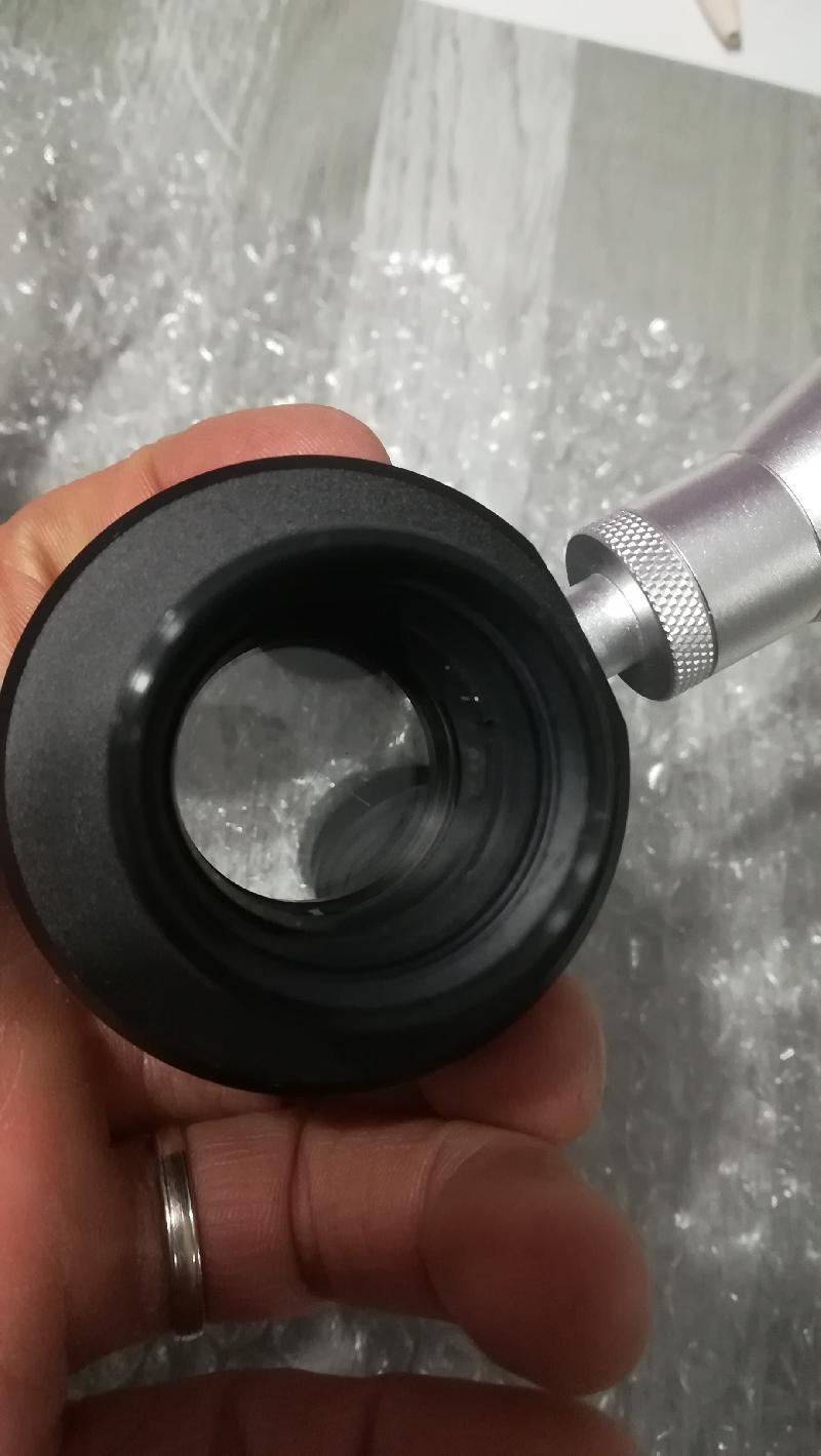 Oculaire réticulé Orion 20mm