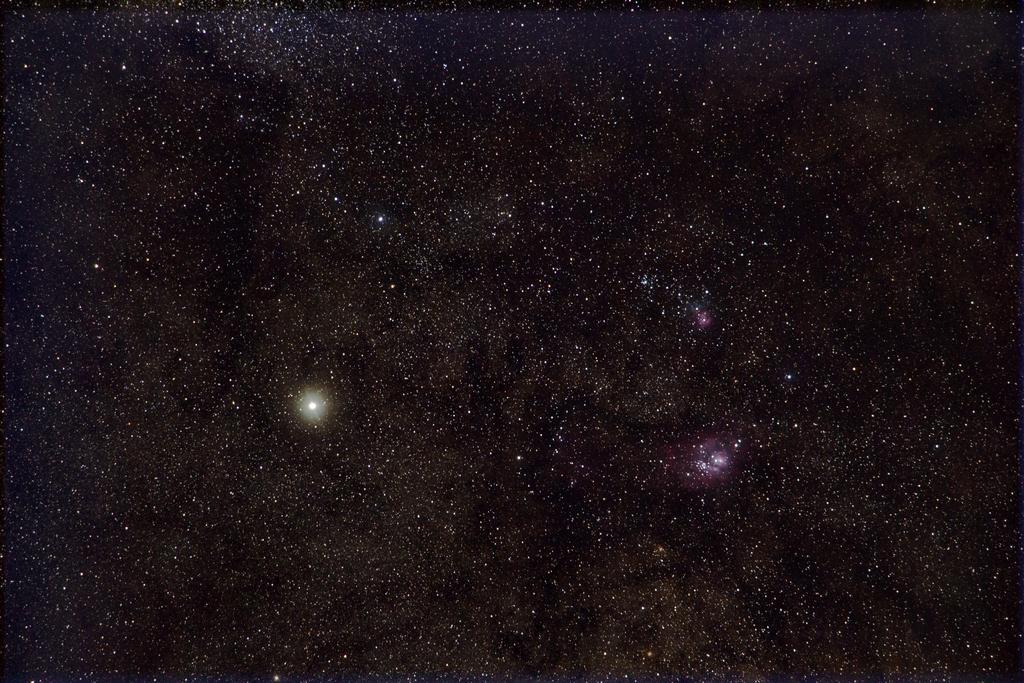 saturne M8 M20