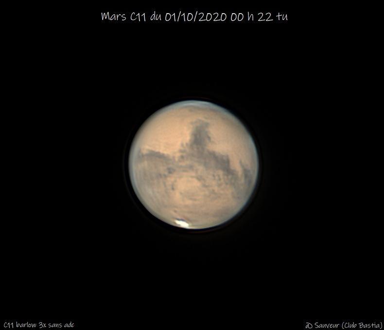 Mars C11 du 01/10/2020