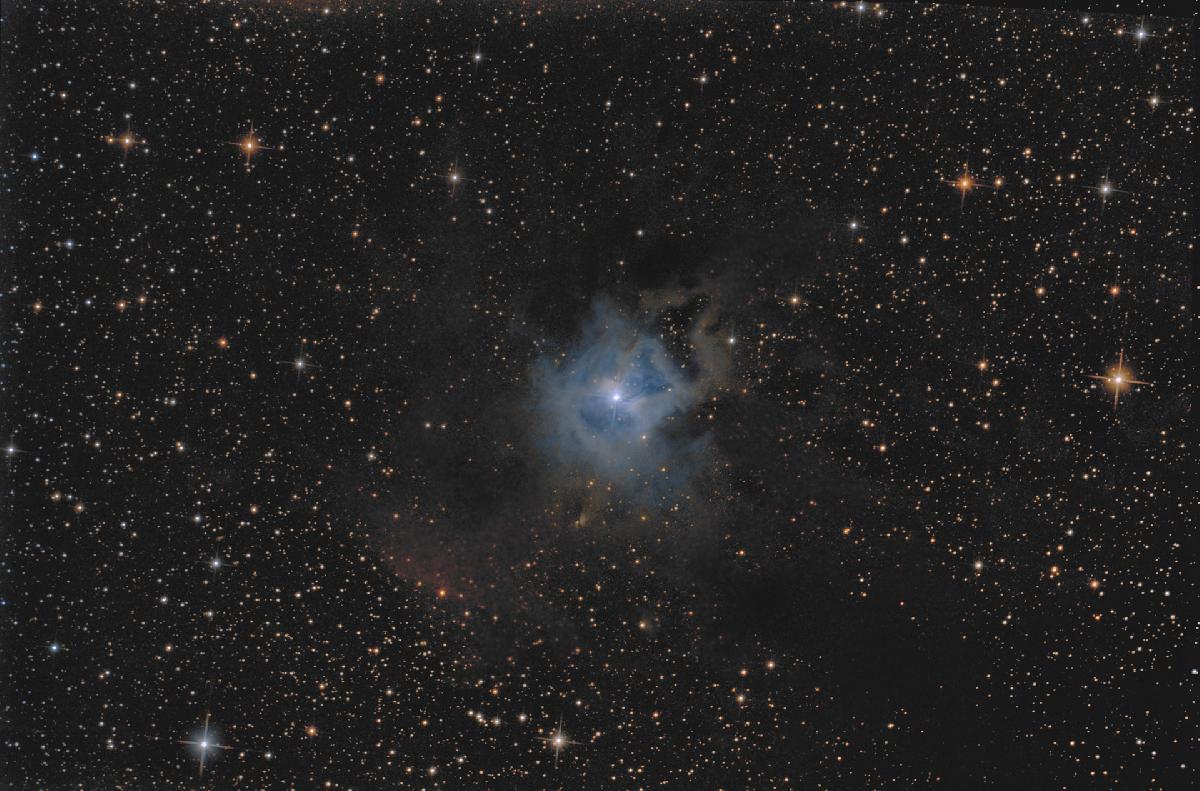 NGC 7023 8-10-07-2018