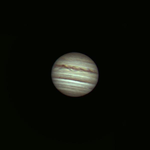 Jupiter 20 mai 2018