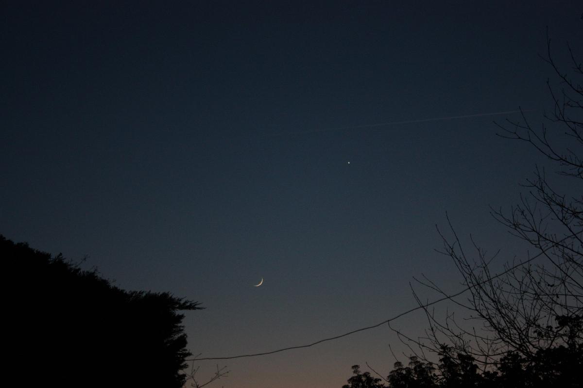 Rapprochement Lune Venus 20180417 1/30