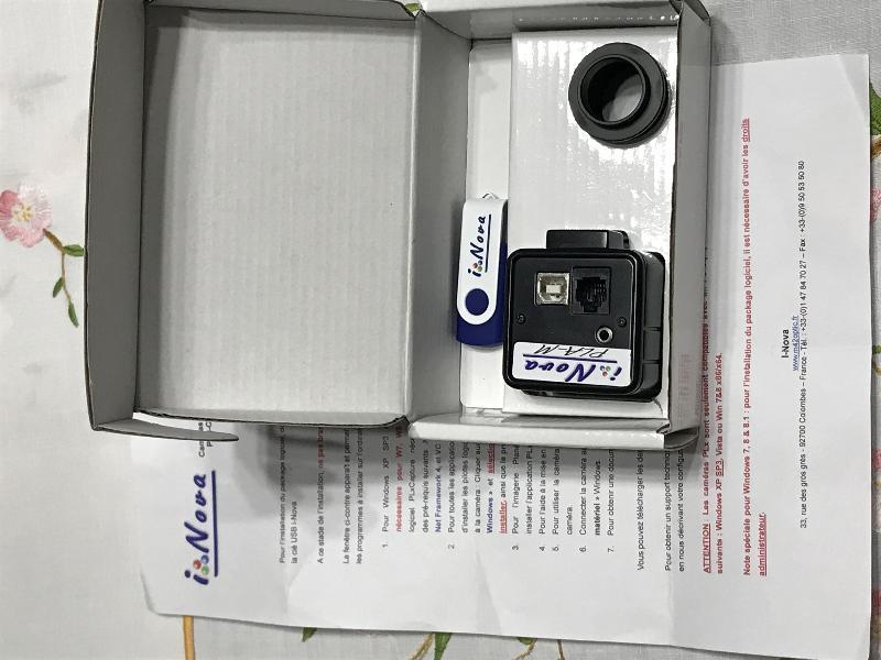 Caméra INova PLA-M