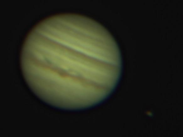 Jupiter 18 mai 2018 22h45