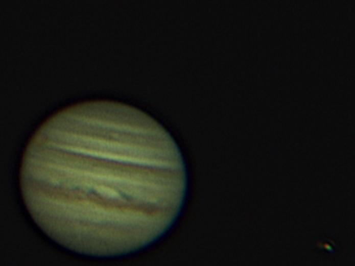 Jupiter 18 mai 2018 23h45