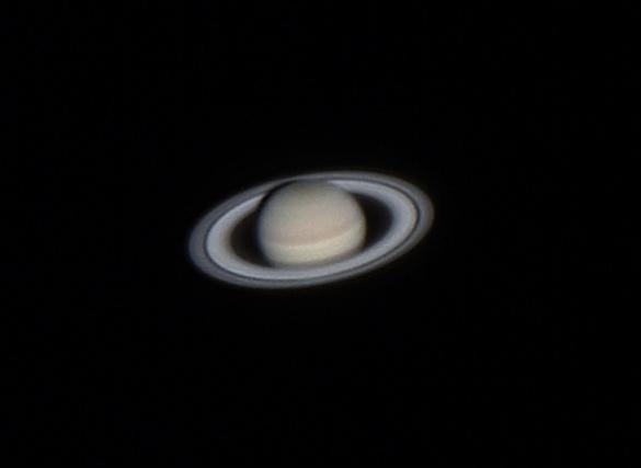 Saturne le 13/09/2018 - 974 ile de la réunion