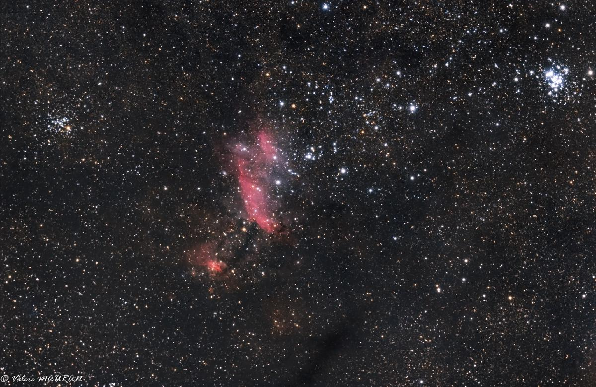 IC4628 Nébuleuse de la Crevette