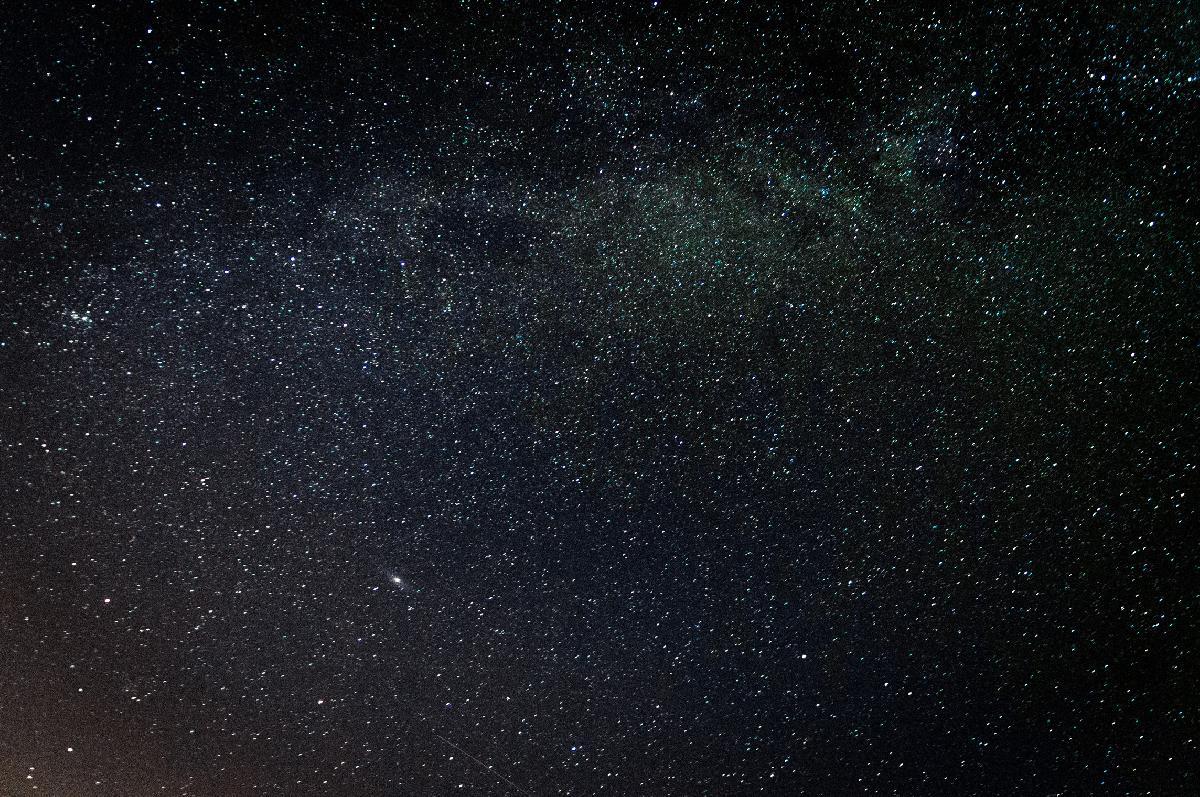 Observatoire SIRENE - Provence - Voie lactée et galaxie