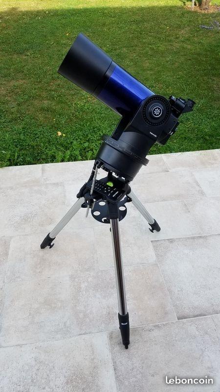Télescope Meade ETX 125 EC + nombreux accessoires