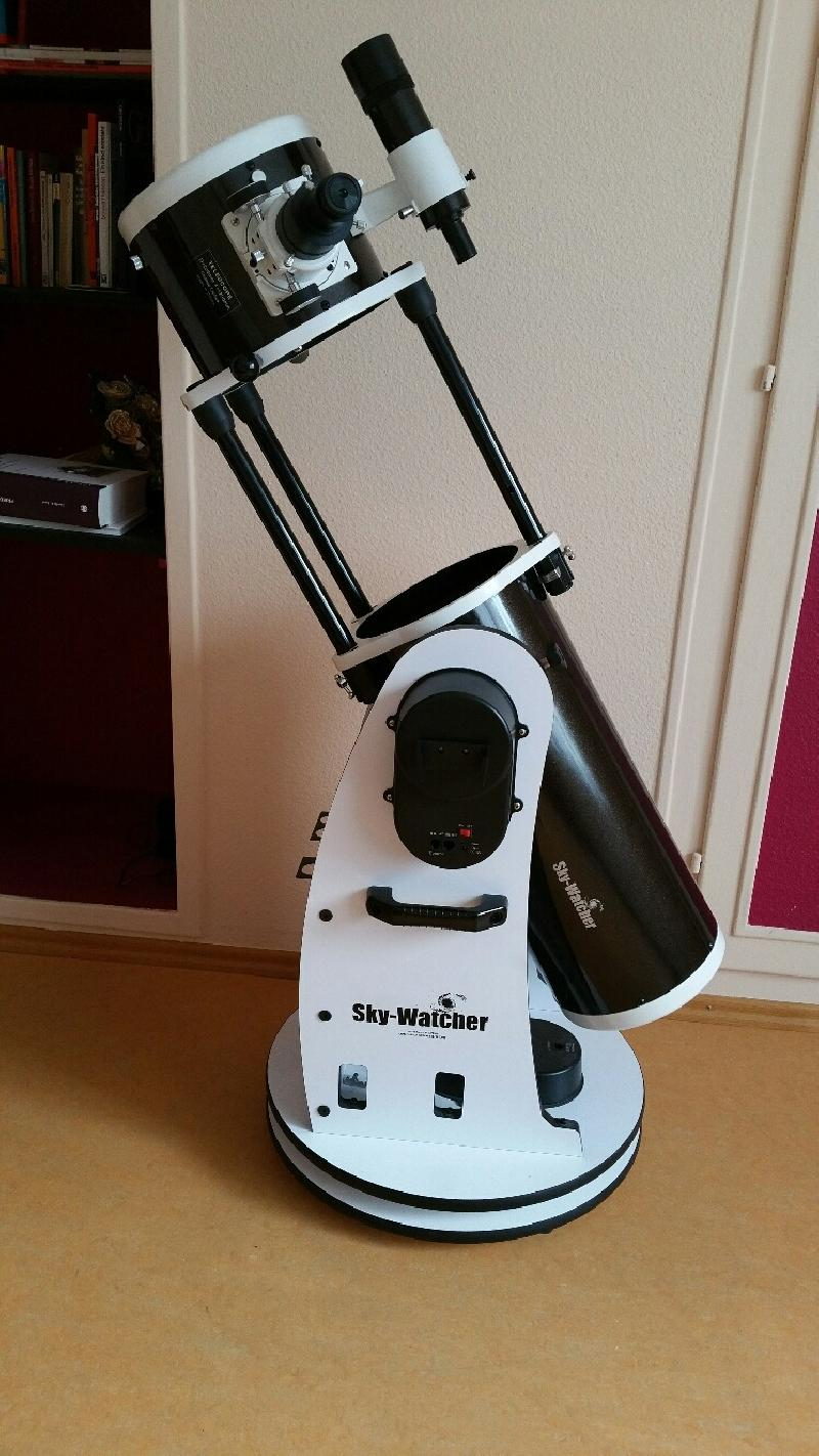 Télescope Sky-Watcher 200/1200 FlexTube Go-To