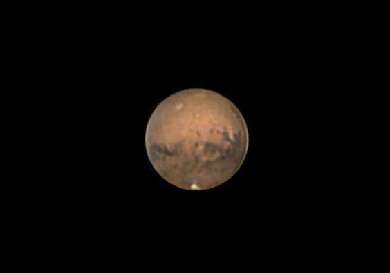MARS le 15/10/2020