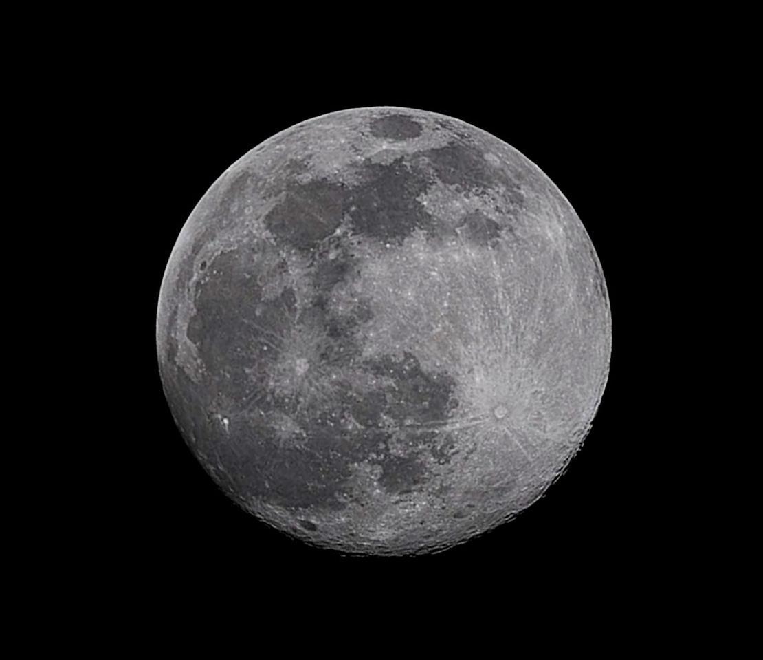 Dernière pleine lune
