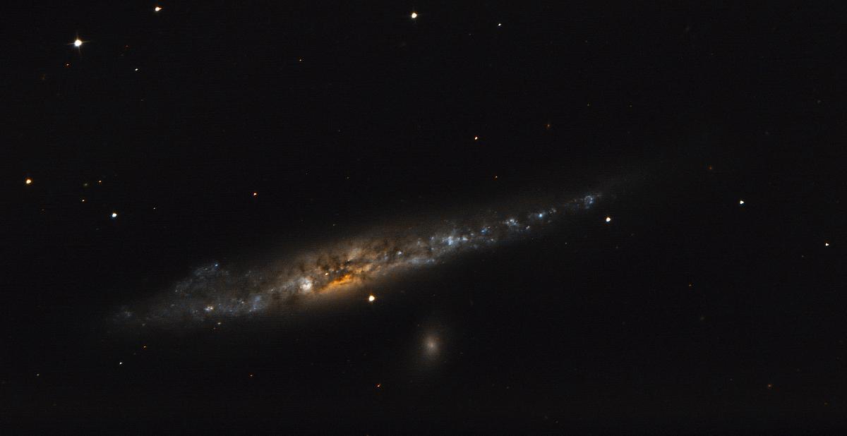 Galaxie de la Baleine