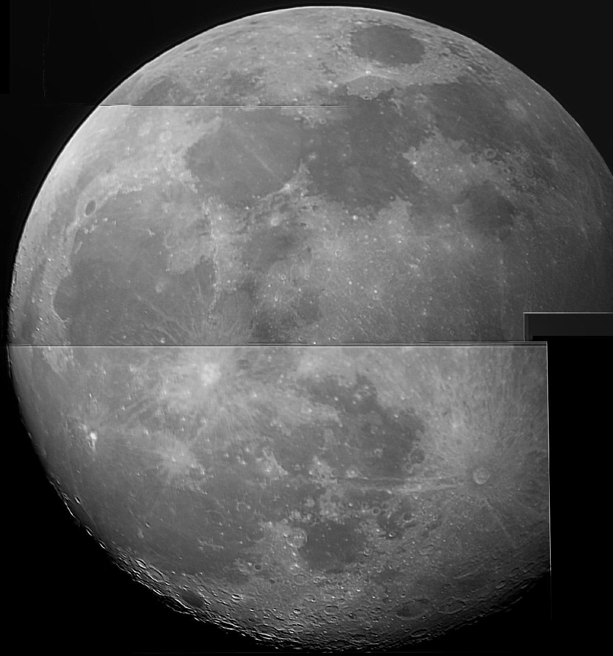 Lune du 25/04/2021