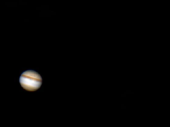 Jupiter 25 Octobre 2010