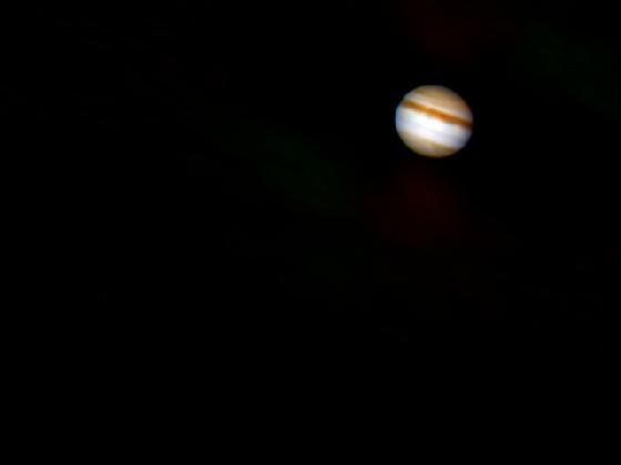 Jupiter 31 Octobre 2010