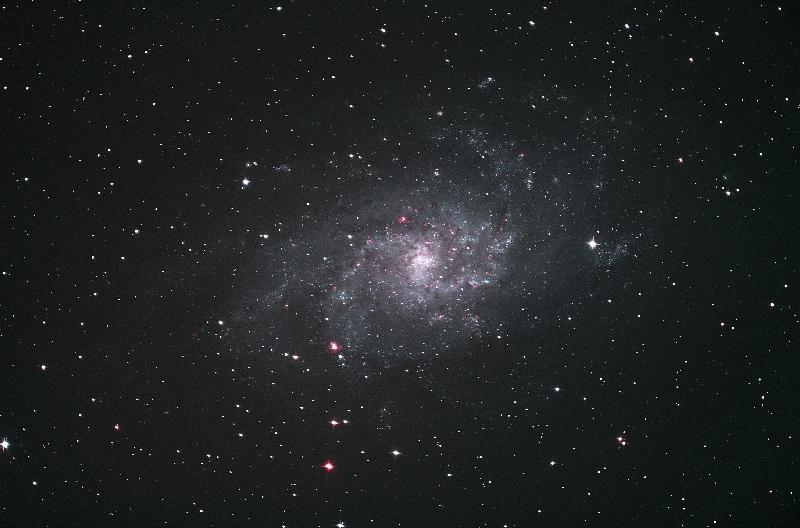M33 Criou