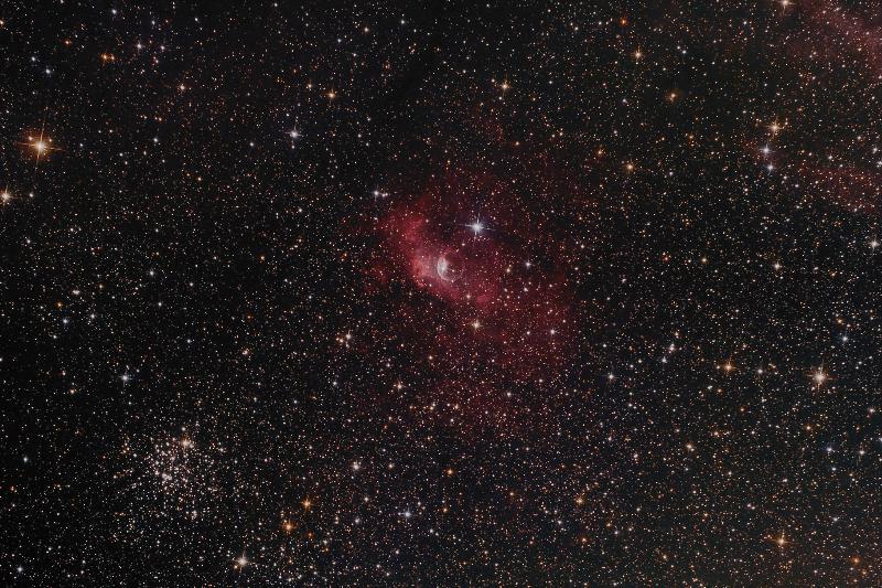 NGC7635 3h30