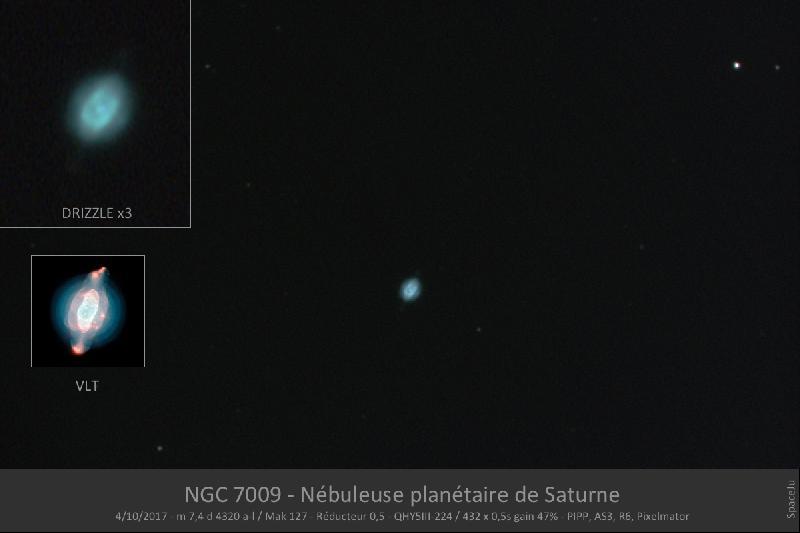 20171004 - NGC 7009