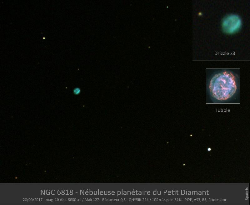 20170920 - NGC 6818