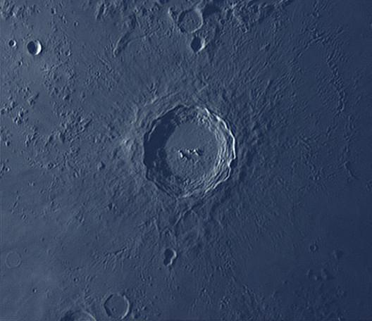 Petit matin sur Copernic