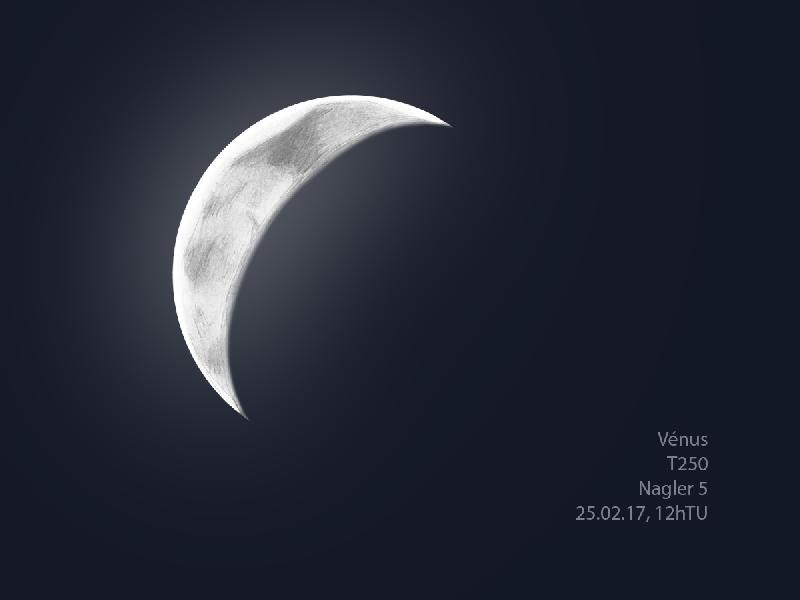 Vénus T250, 25.02.17